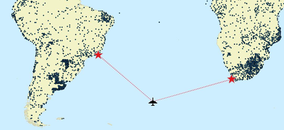 South Atlantic